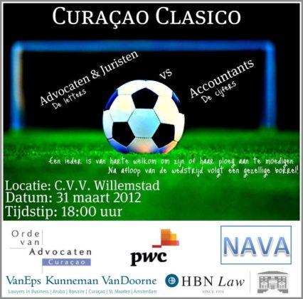 Curacao Clasico - sponsors