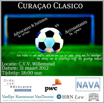 Curacao Clasico - sponsors